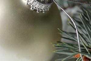 Christmas Ornament Close Up 2