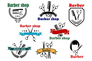 Barber shop signboard designs