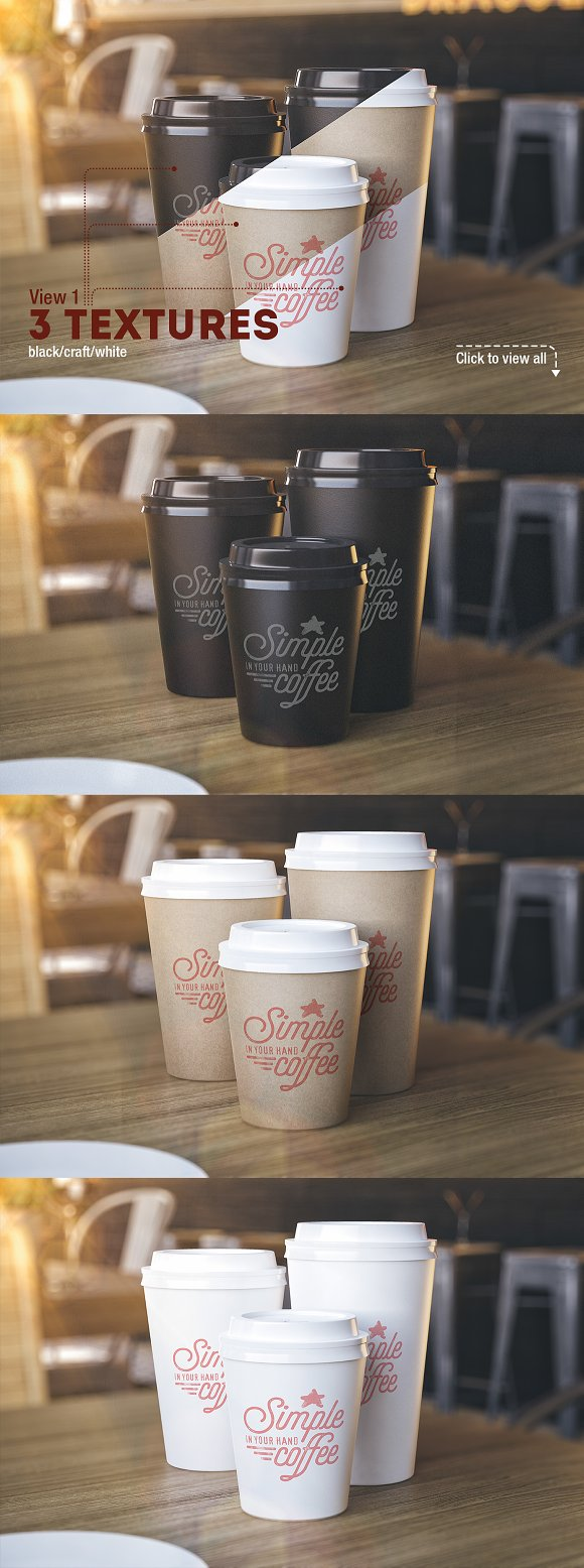 Coffee Cups Mockup Product Mockups Creative Market Pics Photos Circuit Board Texture Drinking Glass Jpg Color White