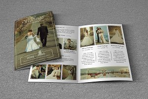 Wedding Photography Brochure-V307