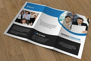 Trifold Business Brochure-V309