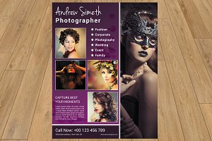 Photography Flyer Template | V150