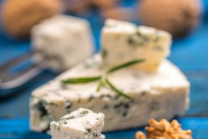 Danish blue cheese