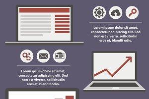 Infografic pack