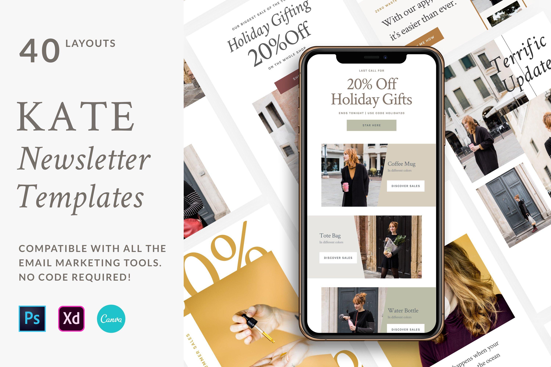 01 presentation newsletter templates