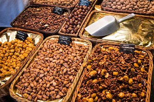 Dry fruits market