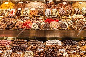 Desserts shop