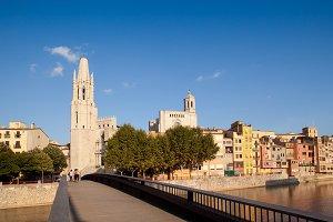 Girona facade