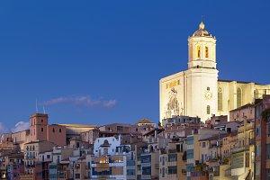 Girona night