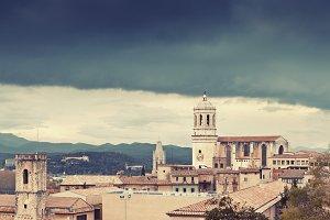 Girona landscape