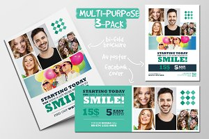 Multi-purpose Pack (brochure/poster)