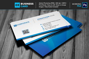 Professional Business Card 03