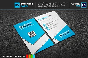 Professional Business Card 05