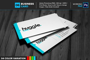 Professional Business Card 06