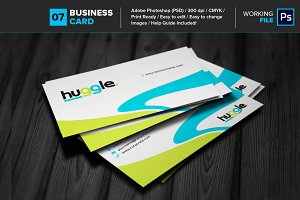 Professional Business Card 07
