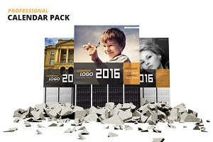 Professional Calendar Pack