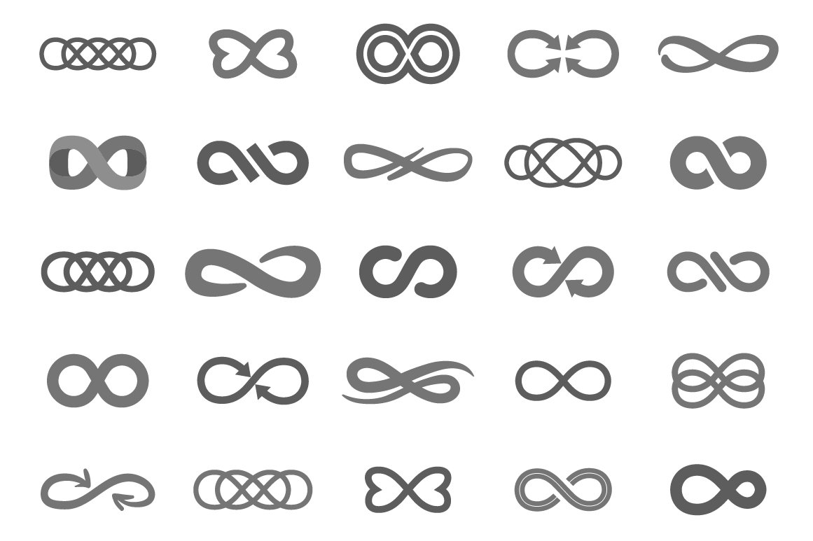 Infinity Symbol Photos Graphics Fonts Themes Templates