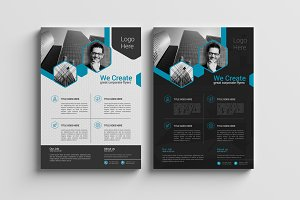 Corporate Flyer Template 01