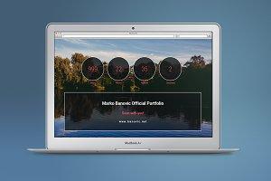 Countdown / HTML/CSS/JavaScript