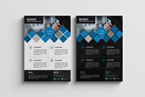 Corporate Flyer Template 02