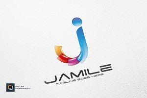 Jamile / J letter - Logo Template