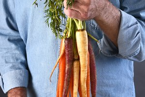 Farmer Fresh Organic Carrots