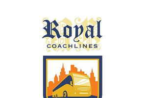Royal Coach Lines Logo