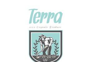 Terra Organic Produce Logo