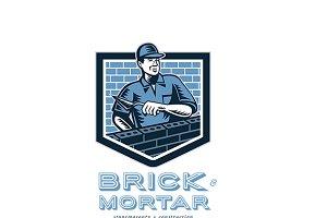 Brick and Mortar Stone Masonry and C