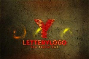 Y Letterlogo