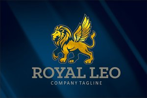 Royal Leo Logo