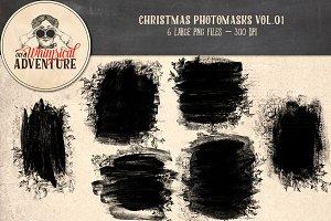 Christmas Photomasks Vol.01