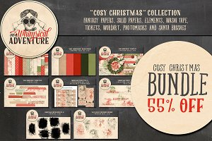 Cosy Christmas Bundle