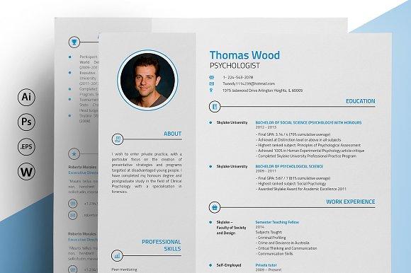 Resume / CV - & UPro