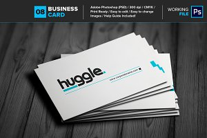 Professional Business Card 08