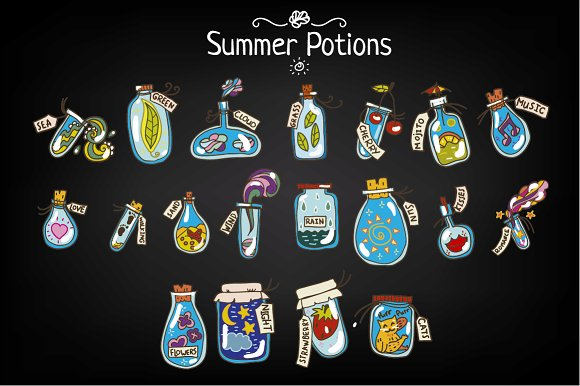 Summer Potions