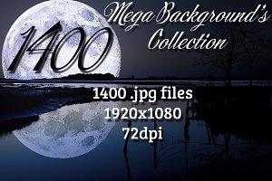 Mega Background Images Pack | 1400