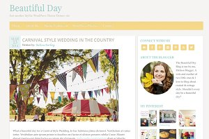 Beautiful Day WordPress Theme