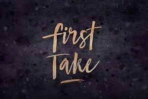 First Take