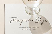 Juniper and Sage Script