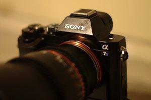 Sony a7S (RAW + JPG)