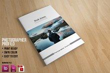 Photographer Portfolio Brochure-V313