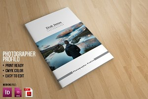 Photographer Portfolio Brochure-V313