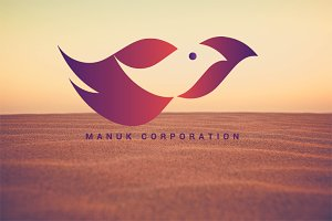 Manuk Corporation Logo
