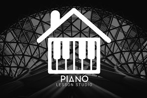 Piano Lesson Studio Logo