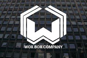 Wox Box Company Logo