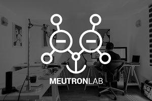Meutron Lab Logo