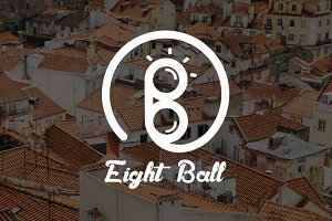 Eight Ball Logo