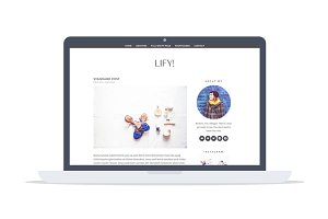 Lify - Lifestyle Wordpress Theme