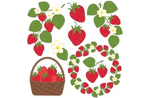 Strawberry set